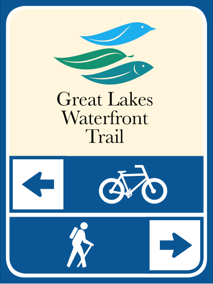 Signage Guidelines & Templates | Great Lakes Waterfront Trail